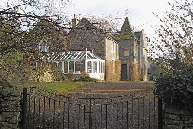 Scottish-Baronial House at Mailingsland