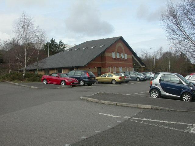 Alder Hills, medical centre