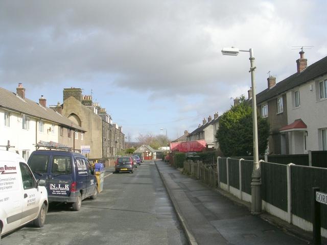 Gordon Street - North Parade