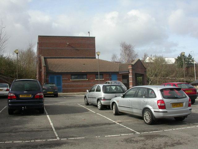 Alder Hills, community centre