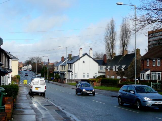 Rose Hill, Willenhall