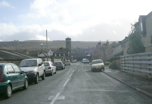 Golden Butts Road - Little Lane