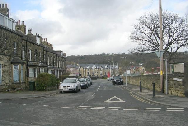 Lower Wellington Road - Little Lane