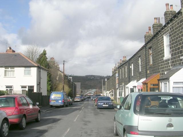 Nelson Road - Railway Road