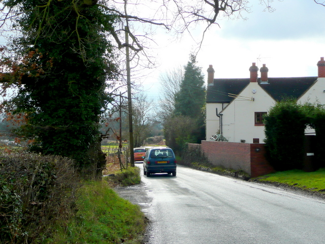 Radford Lane, Lower Penn