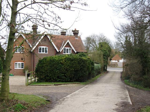 Drayton Lodge, Tring