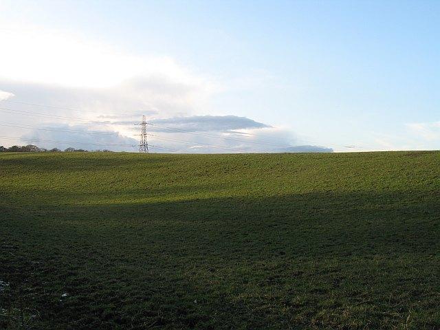 Grassland ridge