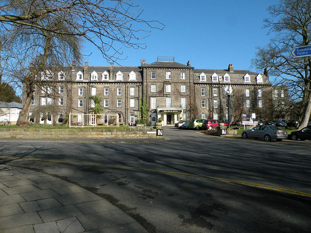 The Old Swan Hotel, Harrogate