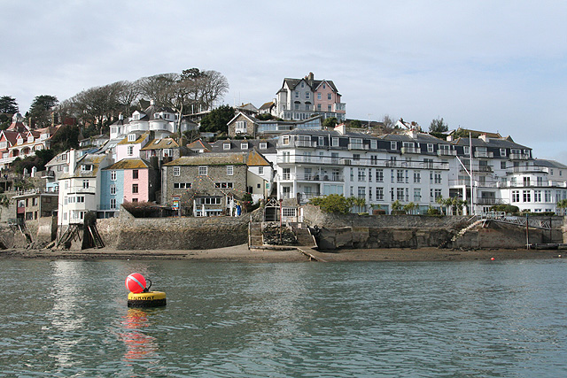 Salcombe: from the East Portlemouth ferry 2