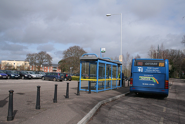 Exeter: Park & Ride at Digby