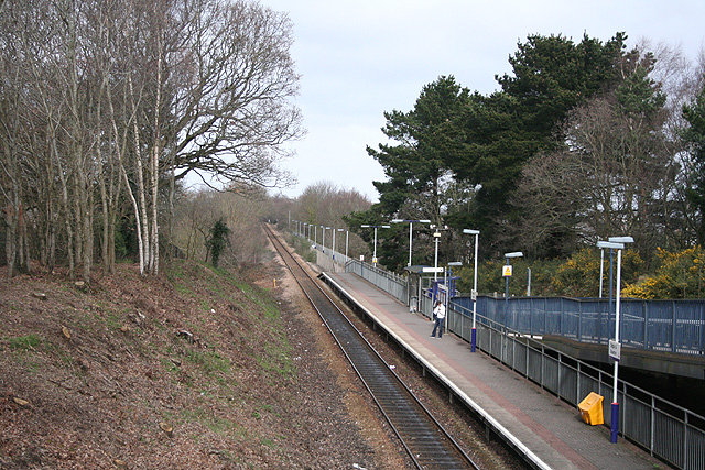 Exeter: Digby and Sowton Station