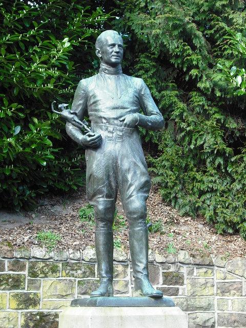 Jimmie Guthrie memorial