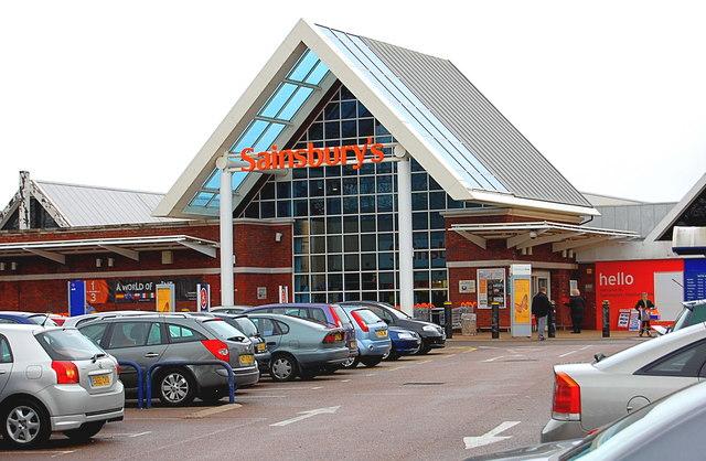 Sainsbury's, Newbury Park