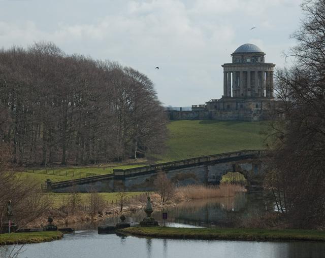Bridge and Mausoleum