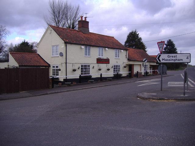 The Fox and Hounds, Weasenham Saint Peter