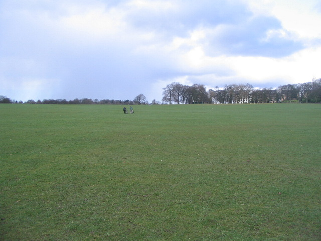 Soldiers' Field, Roundhay Park