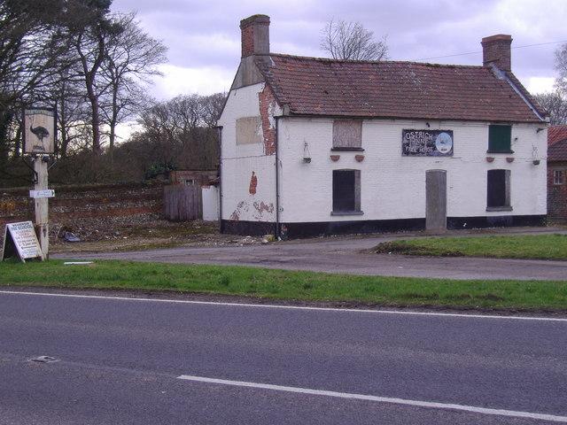The Ostrich Inn, Weasenham All Saints