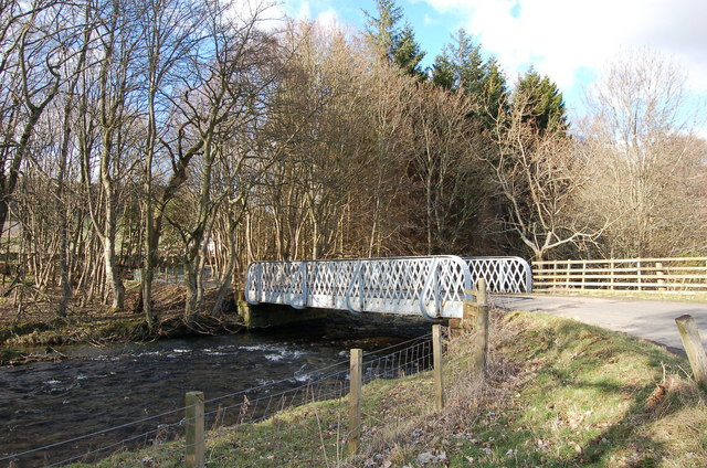 Manor Water bridge, Kirkton