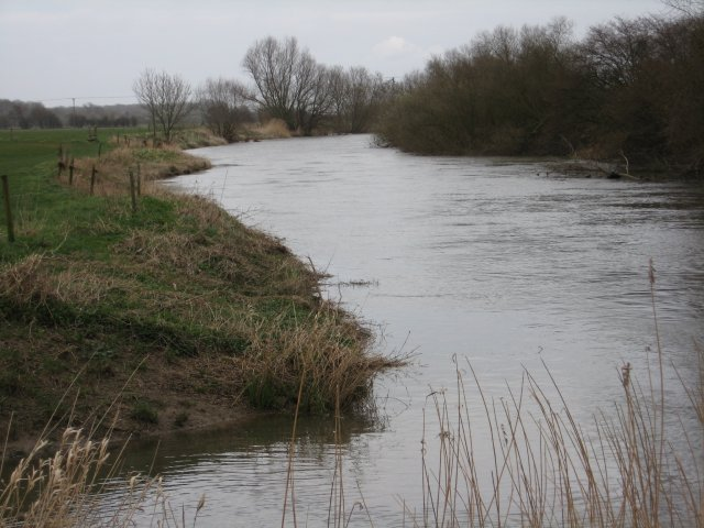 Let-downs on the Stour.