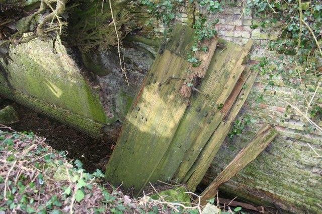 Gate in the lock