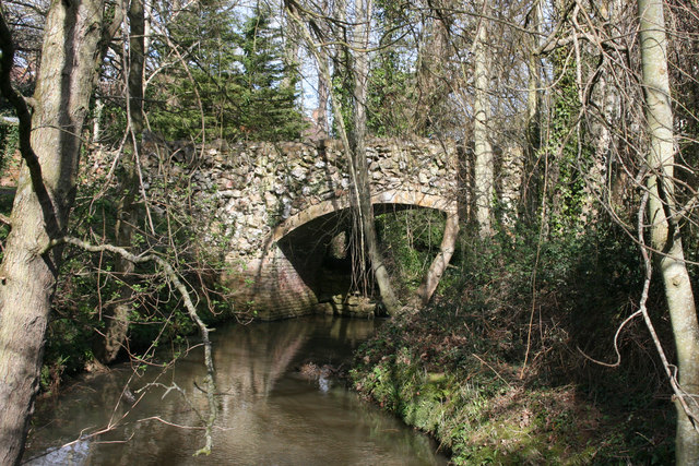 Batts Park Bridge, Taunton