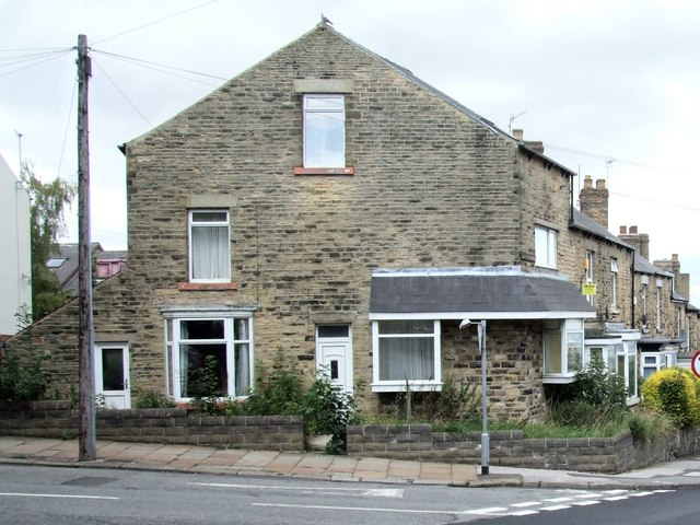 Western Road, Crookes