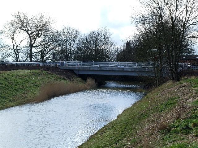 Bridge at Saltfleet to re-open