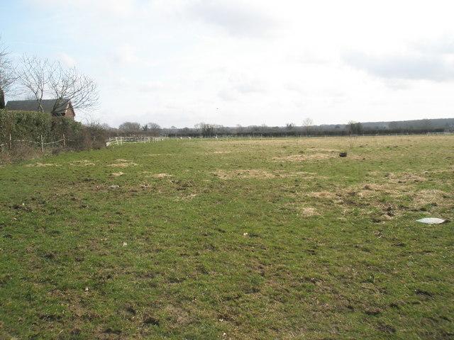 Farmland at Blendworth