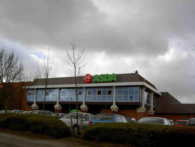ASDA, Howley Park Road
