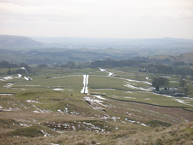 Southern slopes of Hay Fell
