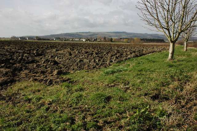 Bredon Hill viewed from Hinton on the Green