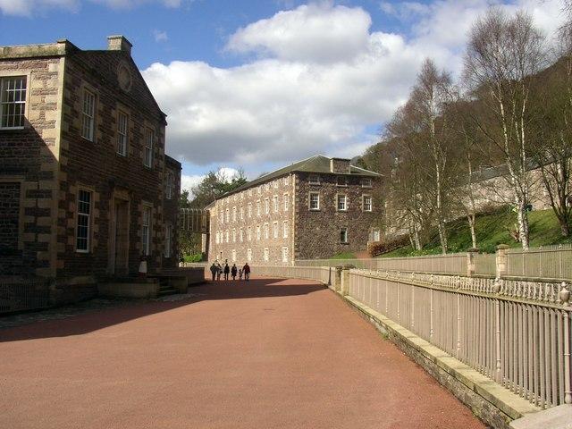 New Lanark Heritage Village