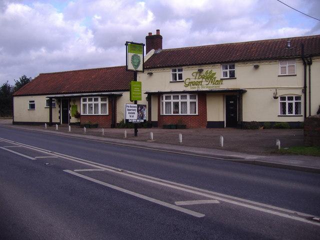 The Green Man Public House