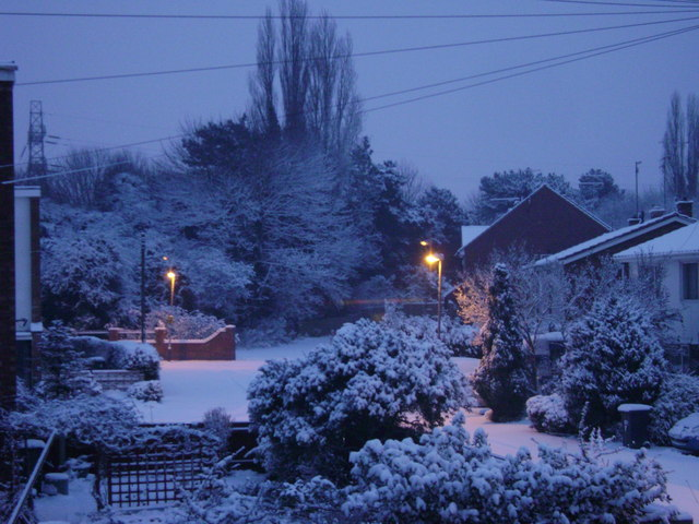 First light, Mercia Way, Warwick