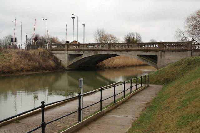 Wyberton High Bridge