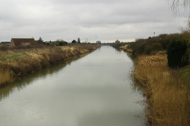 South Forty Foot Drain
