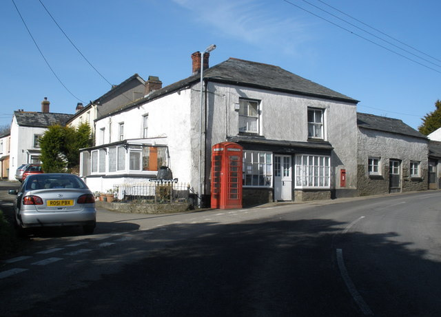 The Post Office, Grimscott