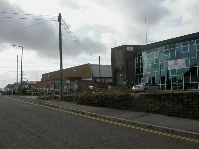 Alder Hills Industrial Estate