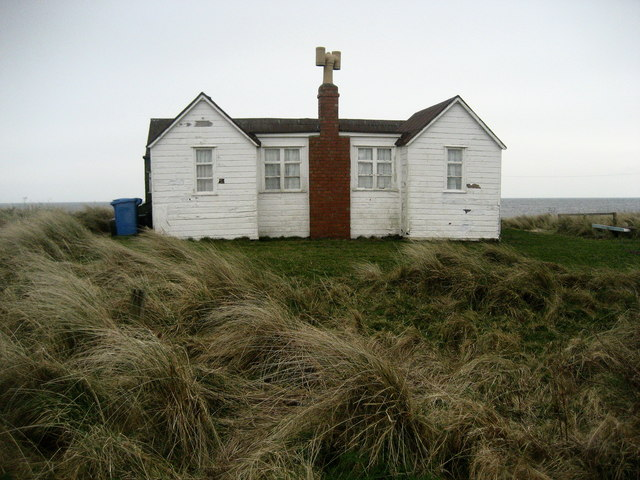 Beach Chalet at Hauxley