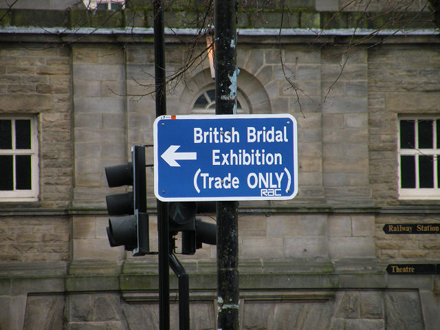 British Bridal Exhibition (Trade ONLY)