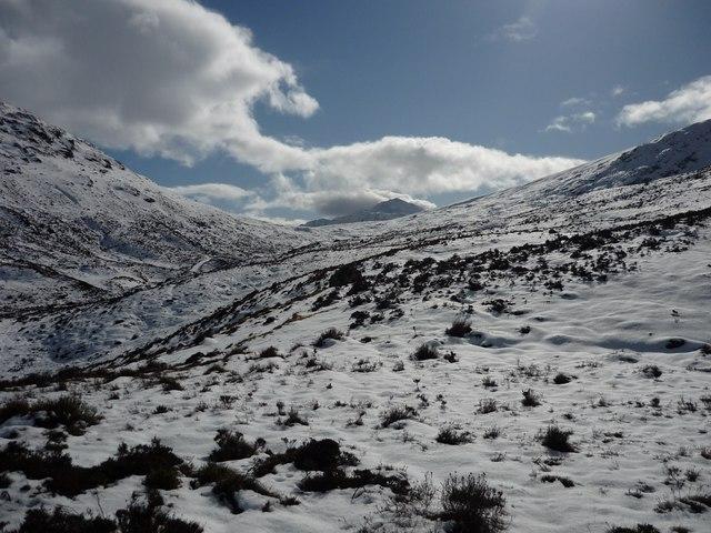 Upper Gleann Da-Eaig