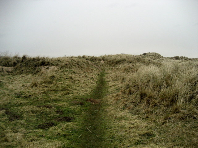 Coast Path South of Amble