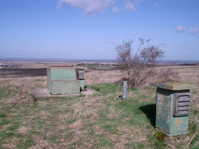 Disused ROC monitoring post