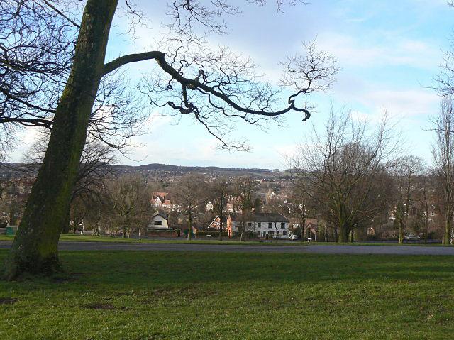 In Woodthorpe Grange Park