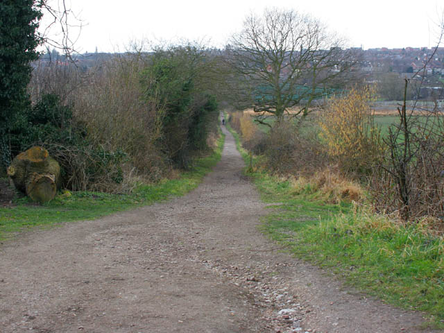 Bridleway to Ilkeston