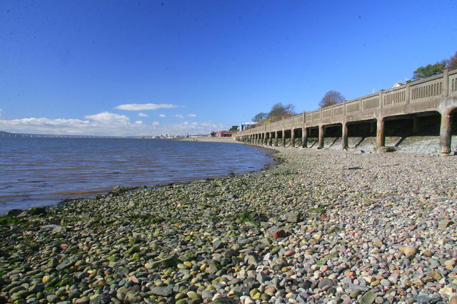 Beach, Broughty Ferry