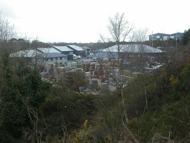 Alder Hills, builders' merchant