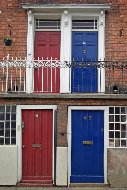 Doors on New Street