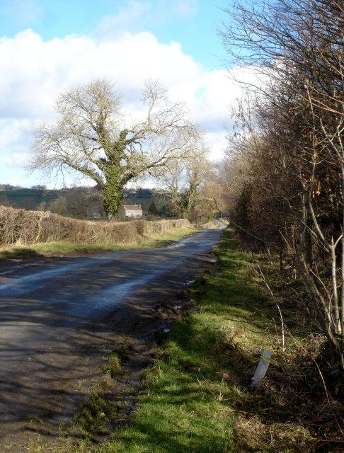 Looking to Cross Lanes Farm