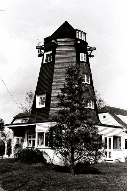 Rock Common Windmill, Washington